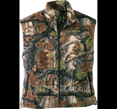 Vest hunting fleece Cabela's Basecamp Fleece Ves