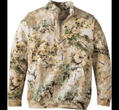 Пуловер для охоты рыбалки Cabela's Men's 1/4-Zip Pullover with Storm Cotton™