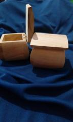 Шкатулка-ларец маленькая