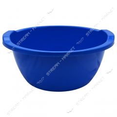 Basin round color Horizon, polyethylene for l
