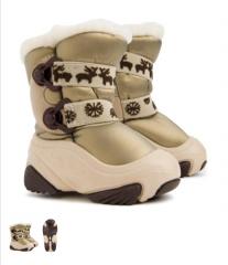 Зимняя обувь / Nobi A gold.Nobi A gold