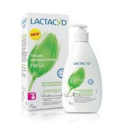 Lactacyd Средство для интимной гигиены Свежесть300