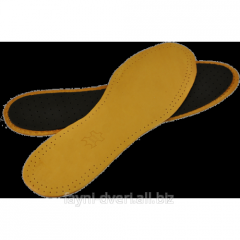 Winter insoles for shoes