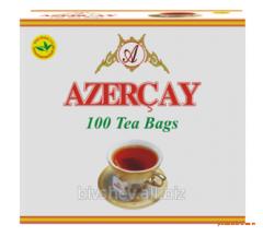 Black tea with bergamot scented bags