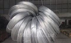 Wire corrosion-proof welding with a diameter of 1,