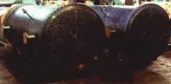 Трубчатка конденсатора 1200 НГ-0,15-6-МТ10/25-3-2