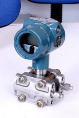 High-precision sensors of pressure Metran