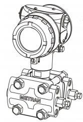 Sensor de pressão com o diafragma final
