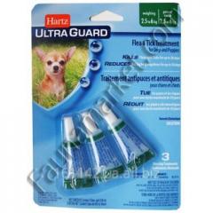 Капли 3в1 для собак от блох, клещей и комаров от