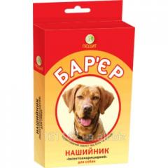 Ошейник от блох для собак 65 см Барьер