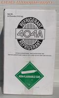 Coolant (freon, freon) R-404A 10,9
