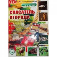 Инсекто-фунго-стимулятор Спасатель огорода 3 шт