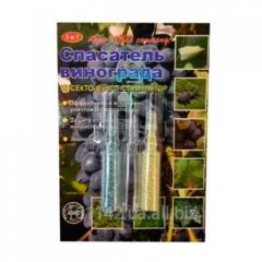 Инсекто-фунго-стимулятор Спасатель винограда 3 шт