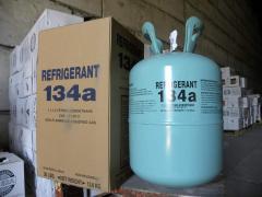 Coolant (freon, freon) R-134a 13,6