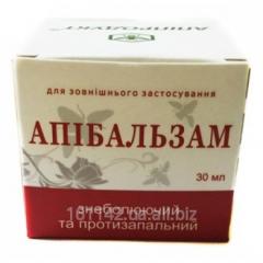 Апибальзам обезболивающий и противовоспалительный 30 мл