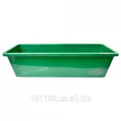 Балконный ящик Зеленый 100 см