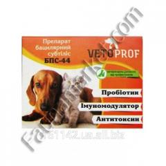 Пробиотик порошок для собак и котов 1г Ветопроф