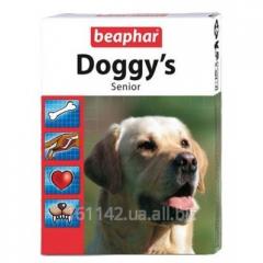 Витамины для стареющих собак 75 таб Beaphar
