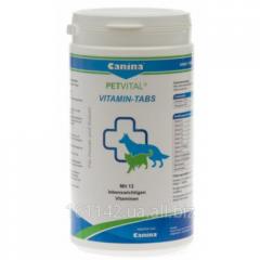 Витаминный комплекс для собак 100 г Canina Vitamin Tabs