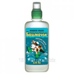 Башмачок жидкое мыло для собак и кошек 220 мл Veda