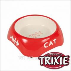 Миска керамическая 0,2л/13см Trixie