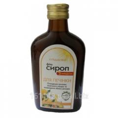 Фітосироп з медом Кульбабовий для печінки 200 мл
