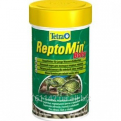 The preparation Tetra REPTOMIN junior for young