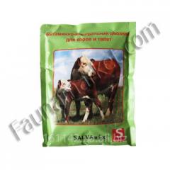 Премикс для коров и телят 0,4 кг Salva Mix