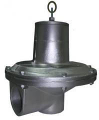Safety valve of waste KZV-S