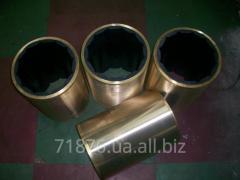 Bearing rubber-metal (Gudrich's plug)