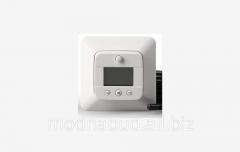 Digital temperature regulator for a heat-insulated