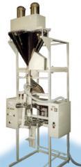 Полуавтомат для фасовки и упаковки пылящих