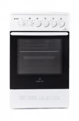Склокерамічна плита GRETA 1470 Е-СК 03 біла