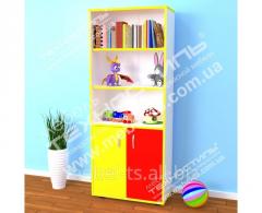 Шкаф детский М-151 ЦВЕТ
