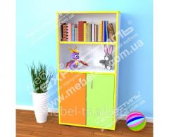 Шкаф детский М-120 ЦВЕТ