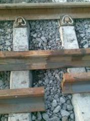Строительство железнодорожных путей. Ремонт путей.