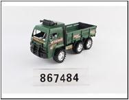 Машинка пластмассовая артикул CJ-0867484