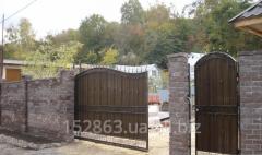 Hammered Gates Greek