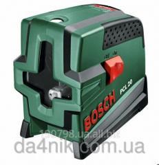 Нивелир лазерный Bosch PCL 20 SET