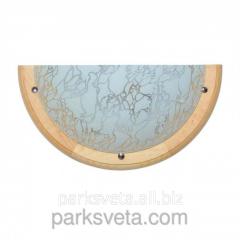 Sconce pine 27191 Modernist style
