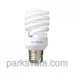 Bulb of New full Spiral 15W, 2700K, E27 NFSB GLF