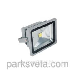 Searchlight of Led 10w 6500 ip44 1 Led gray +