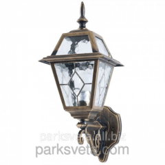Lamp park Faro I QMT 1361-A, old gold.