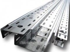 Tray nonperforated metal S5 - Combitech, a code