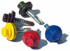 Self-tapping screws are roofing, are. 50968284