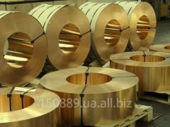 Bronze tape #0,05-0,5x20-150 of brand: BROF, BrH.