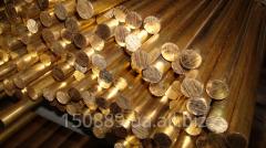 Brass bar (circle) of F4-F160 of brand: L63,