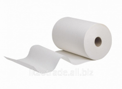 The paper towel in roll, length is 150 m.