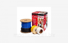 CERAPRO-240W set, for a heat-insulated floor