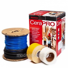Cable for a heat-insulated floor of CERAPRO-800W